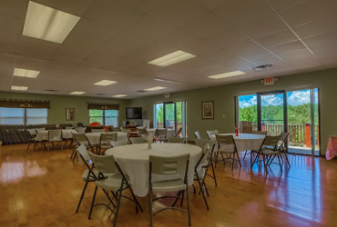 great-outdoors-rv-resort-banquet-inside-north-carolina